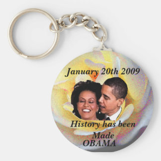 INAUGURATION DAY 2009_ Keychain