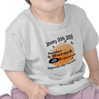 Inauguration Day Celebration T Shirt