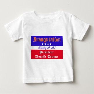 Inauguration Donald Trump January 20, 2017 Baby T-Shirt