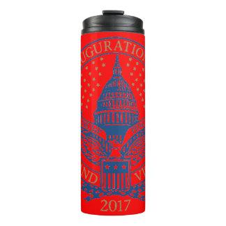 Inauguration Donald Trump Mike Pence 2017 Logo USA Thermal Tumbler