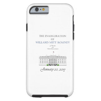 Inauguration of Mitt Romney 2013 Tough iPhone 6 Case