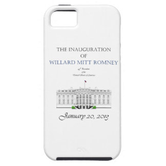 Inauguration of Mitt Romney 2013 iPhone 5 Cover