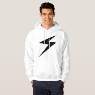 inazumarogopuruobapaka /hooded sweatshirt