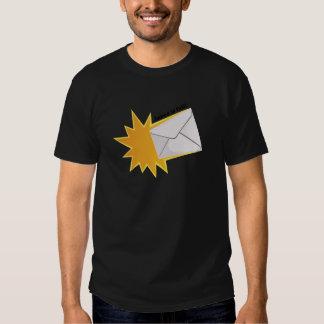 Inbox Is Full! T-shirts