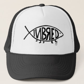 inbred trucker hat