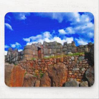 Inca Ruins - Mousepad