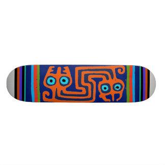 Inca Tribal Skateboard