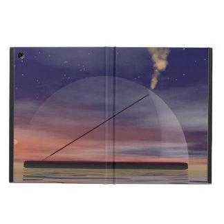 Incense - 3D render iPad Air Cover