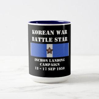 Inchon Landing Campaign Two-Tone Mug