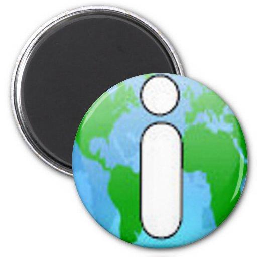 inciety.com icon refrigerator magnet