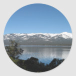 Incline, North Lake Tahoe Classic Round Sticker