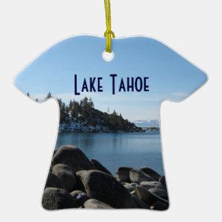 Incline, North Lake Tahoe Ceramic T-Shirt Decoration
