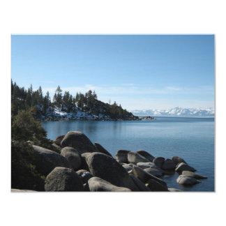 Incline, North Lake Tahoe 11 Cm X 14 Cm Invitation Card