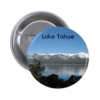 Incline North Lake Tahoe Pinback Button