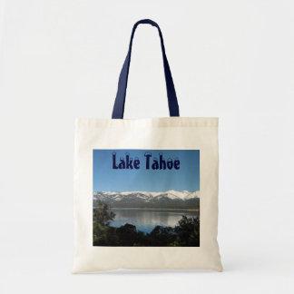 Incline Village, North Shore Lake Tahoe Budget Tote Bag