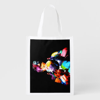 Inclusion and Equality in a Business Organization Reusable Grocery Bag