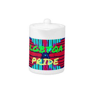 Inclusive 'LGBTQA PRIDE 'Rainbow Spectrum