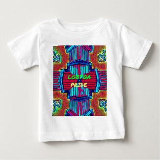 Inclusive 'LGBTQA PRIDE 'Rainbow Spectrum Baby T-Shirt