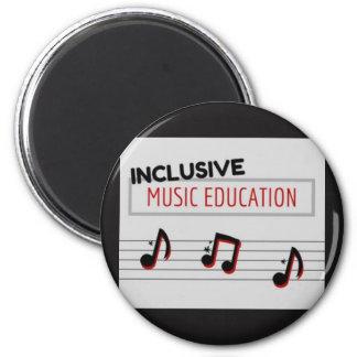 Inclusive Music Education MAGNET (Fridge/Cabinet)