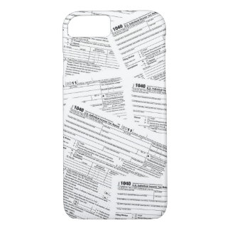 Income Tax Form 1040 iPhone 7 Case