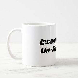 Income Tax is Un-American (Coffee Mug) Basic White Mug