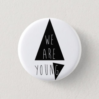 Incoming goods of acres Young 3 Cm Round Badge