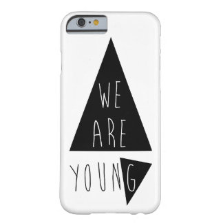 Incoming goods of acres Young Barely There iPhone 6 Case