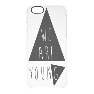 Incoming goods of acres Young Clear iPhone 6/6S Case