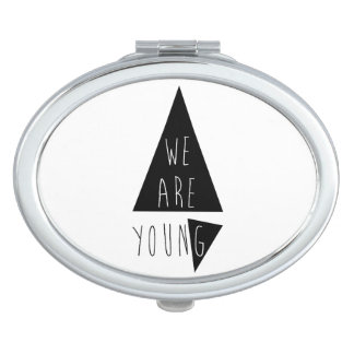 Incoming goods of acres Young Mirrors For Makeup