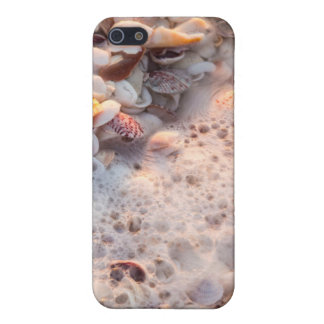 Incoming Surf And Seashells On Sanibel Island iPhone 5/5S Case