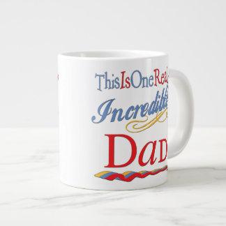 Incredible Dad Large Coffee Mug