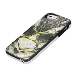 Incredible Fractal Deep Dreams of a Venetian Mask iPhone SE/5/5s Battery Case