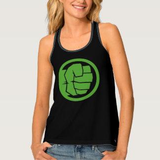 Incredible Hulk Logo Tank Top