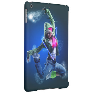 Incredible iPad Air Case In Dance Design