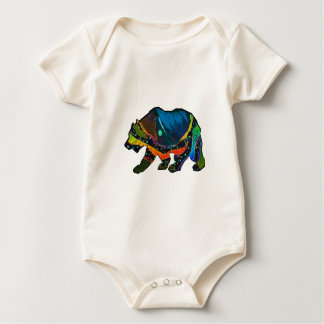 Incredible Journey Baby Bodysuit