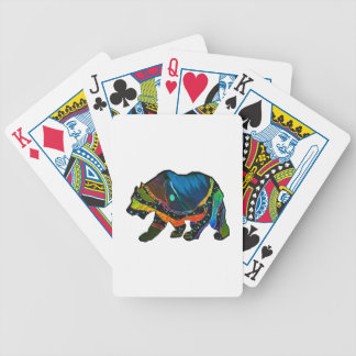 Incredible Journey Bicycle Playing Cards