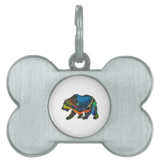 Incredible Journey Pet Name Tag