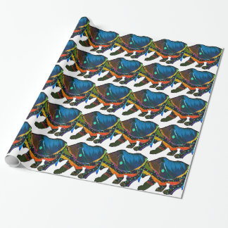 Incredible Journey Wrapping Paper