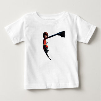 Incredibles Mrs. Incredible wife mother stretching Baby T-Shirt