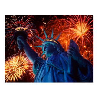 Independence Americana Liberty Postcards
