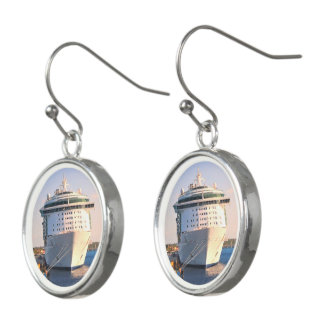 Independence at Cozumel Earrings