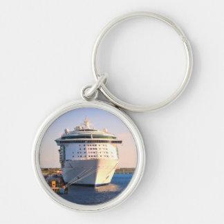 Independence at Cozumel Key Ring