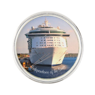 Independence at Cozumel Lapel Pin