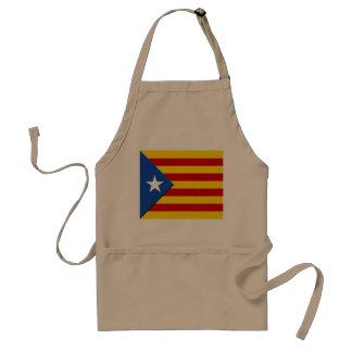 independence Catalan apron
