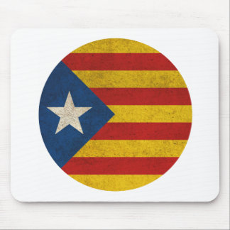 Independence Catalonia Lliure Estelada Mouse Pad