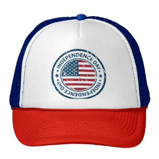 Independence Day 4th of July Cap