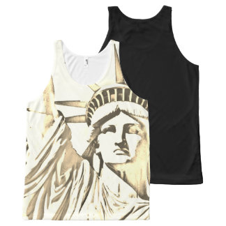 independence day All-Over print singlet