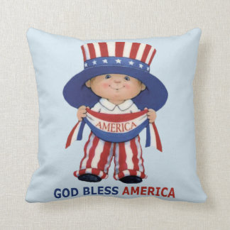 """Independence Day"""" Beautiful Square Pillow..."""" Cushion"""