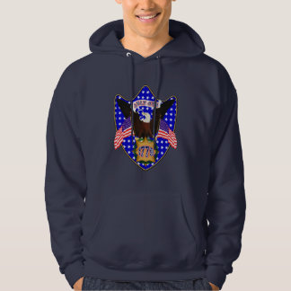 Independence Day Eagle Hoodie
