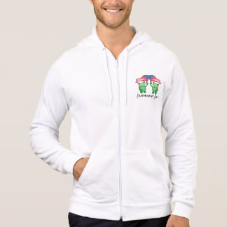 Independence Day Frogs Hoodie